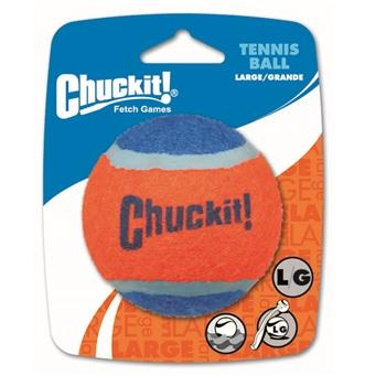 Игрушка д/собак - Теннисный мяч, резина, большая.