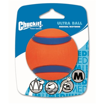 Игрушка д/собак - Теннисный мяч Ультра, резина.