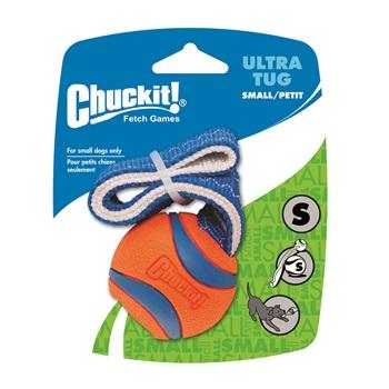 Игрушка д/собак - Перетяжка - Теннисный мяч Ультра, резина.