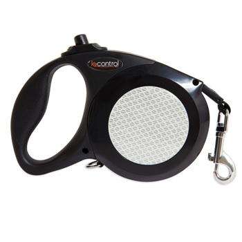 Поводок-рулетка для очень мелких собак, цвет черный