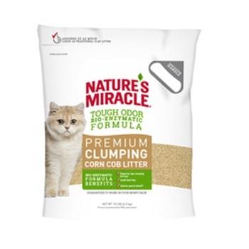 Натуральный комкующийся наполнитель для кошачьих туалетов ( 4,5 кг)