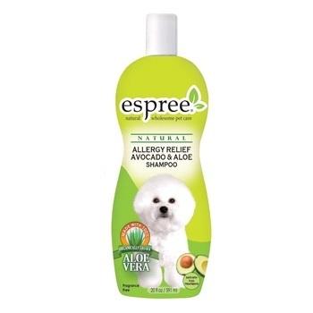 Шампунь с авокадо и алоэ (антиаллергенный), для собак