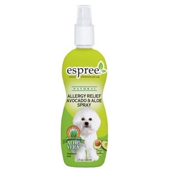 Средство для кожи и шерсти с авокадо и алоэ (антиаллергенное), для собак, 355мл