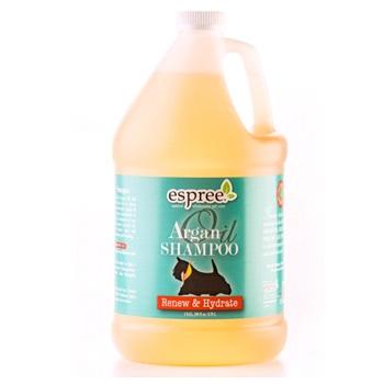 Шампунь увлажняющий с аргановым маслом для собак.