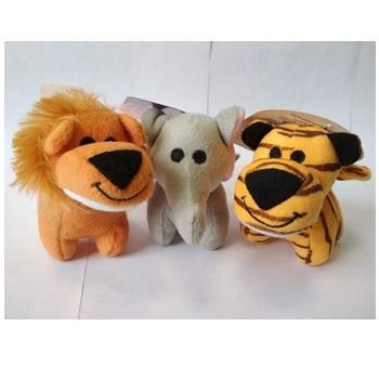 Игрушка для собак - Африканское животное, мягкая, маленькая