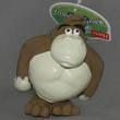 Игрушка для собак - горилла, латекс с наполнителем