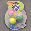 Игрушка для кошек - Три мячика, мягкая