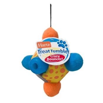 Игрушка д/собак - Куб-мяч с диспенсором для лакомства, мягкая.