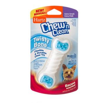 Игрушка д/собак - Косточка для очищения зубов, пластик