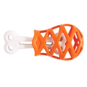 Игрушка д/собак - Нога индейки, сетчатая, резина, средняя