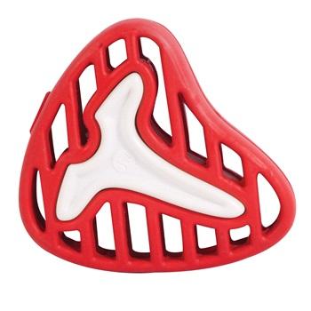 Игрушка д/собак - Стейк, сетчатая, резина
