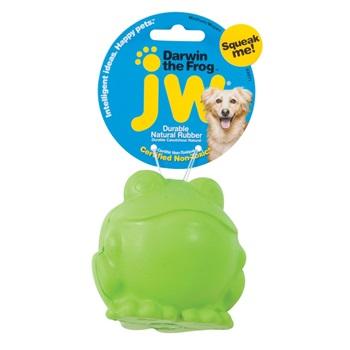 Игрушка для собак - Лягушка, каучук