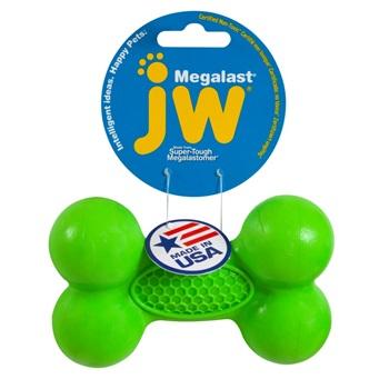 Игрушка  для собак - Косточка, суперупругая - Мегаласт (резина)