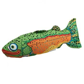 Игрушка для собак - Рыба, большая, мягкая
