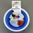 Миска складная (силикон), для собак, объем 710 мл