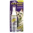 Средство Юрин Офф, для уничтожения пятен и запахов от кошек и котят (спрей в блистере)