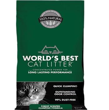 Наполнитель д/кошачьих туалетов, ароматизированный ( 2,70 кг )
